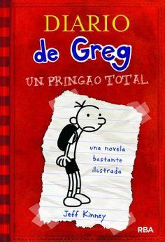 Diario de Greg : Un pringao total 22e edition - Jeff Kinney
