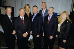 Mitzvah Society sponsors: Al Gortz, Proskauer; Don Tescher, Tescher and Spallina, PA; Elyssa Kupferberg, BNY Mellon Wealth Management; David...