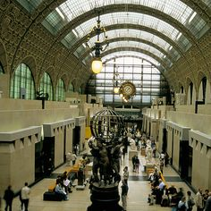 What To Do and Where To Stay on Your Honeymoon in Paris. See: Musée D'Orsay. Welcome to Impressionist-art central. Set in a former beaux arts train station, the D'Orsay is chockablock with Monets, Manets, Renoirs—you name it. Head to the upper floor to see most of the big guns—on the middle level, you'll find a small but stunning collection of works by van Gogh (several self-portraits, Starry Night) and Gauguin's depictions of Tahiti. The café upstairs is also perfect for a light ...