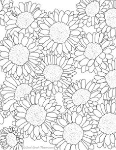 coloring pages for adults | Free Fall Coloring Pages With Full Color Guides