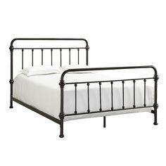 Home Origin Candice Queen Metal Bed