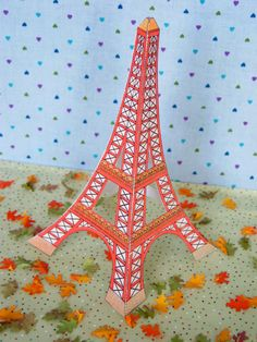 Cute Craft Tutorials, Handmade Toys, Printable Crafts, Kawaii Plush by Fantastic Toys: Going to Paris in the Fall!