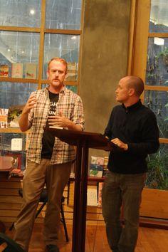 Michael Patrick Welch and Brian W. Boyles talk NEW ORLEANS: Underground Guide #nola