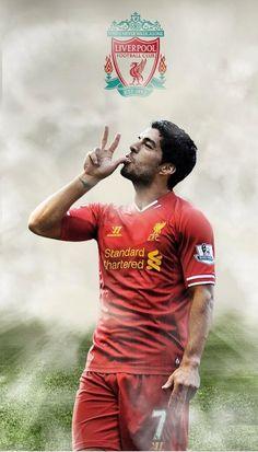 Luis Suarez #luissuarez #liverpool #ynwa