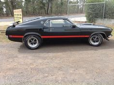 FOR SALE:1969 FORD MUSTANG N/A for $70,000 . Located in Epping VIC. Contact for more details.