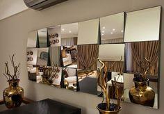 Casa Adorada: Quadros e espelhos decorativos