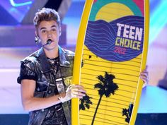 JB picked up four surfboards at the TCAs on Sunday!