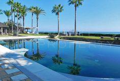 Frontline beach villa for sale in Los Monteros, Marbella | Click pic for more info