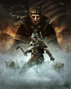 The Infamy of King Washington   Can't wait for the DLC! February 19th!