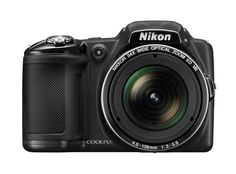 Nikon COOLPIX 16 MP CMOS Digital Camera with Zoom NIKKOR Lens and Full HD Video [This one is older, but we absolutely LOVE the long zoom for bird photos; easy to use and excellent quality] New model is Nikon Coolpix, Canon Powershot, Drones, Polaroid, Camera Deals, Sharp Photo, Best Digital Camera, Canon Digital, Digital Slr