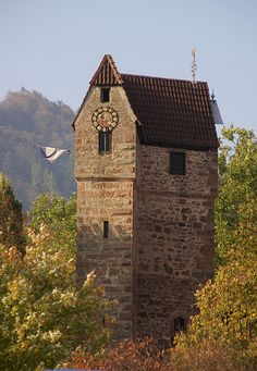 Eberbach, Pulverturm (Powder Tower)
