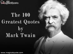 mark twain americas great humorist essay Mark twain came to anti-imperialism  mark twain and the onset of the imperialist period by r  at the end of his essay, mark twain proposes a flag for the.