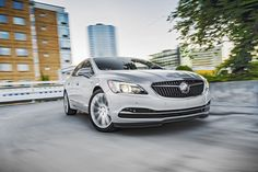 The all-new 2017 Buick LaCrosse introduces the new face of Buick, influenced by…