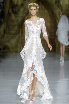 white makes it look like a wedding dress but other than that, I like this