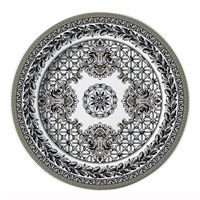 Rosenthal Versace 20 Years Plate Collection Wall Plate 'Marqueterie' 30 cm