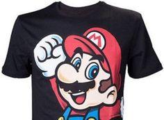 Ebay: Gaming-T-Shirts in 72 Varianten für 9,99 Euro frei Haus https://www.discountfan.de/artikel/klamotten_&_schuhe/ebay-gaming-t-shirts-in-72-varianten-fuer-999-euro-frei-haus.php Bei Ebay sind derzeit Gaming-T-Shirts in großer Auswahl zum Schnäppchenpreis von 9,99 Euro frei Haus zu haben. Mit von der Partie sind unter anderem Super Mario, CoD und Donkey Kong. Ebay: Gaming-T-Shirts in 72 Varianten für 9,99 Euro frei Haus (Bild: Ebay.de) Die Gaming-T-Shirts für 9,99 Eu