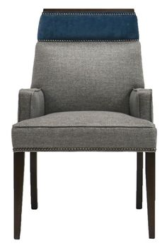 Vanguard Furniture - Our Products - W743A Phelps Arm Chair