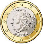 1 euro België