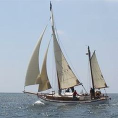 Colin Archer sailboat in Norway