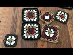 Crocheted coat Jacket Granny square coat Female cardigan S Crochet Afgans, Baby Afghan Crochet, Crochet Coat, Crochet Motif, Diy Crochet, Hand Knitting, Knitting Patterns, Crochet Patterns, Mode Crochet