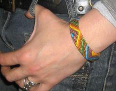 Bracelet brésilien Triangles | Brasilda Bijoux