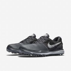 a064a1b2f0 Nike Lunar Control 3 Womens Golf Shoes Grey Silver 704676-002 Size 6.5 for  sale online