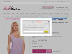 Find latest Lolli Couture coupon codes, Lolli Couture online coupons on http://couponsheap.com/store/lolli-couture