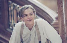 Leonardo DiCaprio | Titanic----(my first love ;)