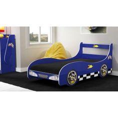 Compre Cama Carro Solteiro e pague em até 12x sem juros. Na Mobly a sua compra é rápida e segura. Confira!
