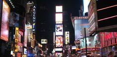 Webcam desde Times Square
