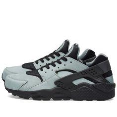 quality design 45354 25312 Nike Air Huarache Run Premium (Mica Green   Black)