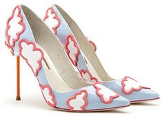 Sophia webster Sweet Shoes Woman Clouds Decoration