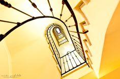 Photograph Staircase XXV by Reiko Seefeldt on 500px