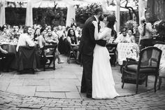 Morris House Hotel jazz inspired wedding | Heart & Dash | Wedding Planners serving the Philly, New York, Baltimore and beyond