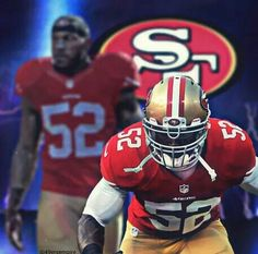 Patrick Willis 49ers Players, 49ers Fans, Football And Basketball, Football Helmets, 49ers Nation, Patrick Willis, Forty Niners, San Francisco 49ers, Pittsburgh Steelers
