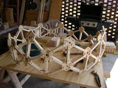 plywood dome - Google Search