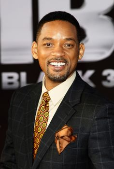 Will Smith - Hollywood's highest paid Black male actor with an estimated net worth of $215 Million