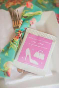 Anely's Retro Housewife Bridal Shower | CatchMyParty.com