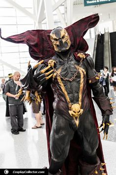 """I Simply Post Whatever catches my eye. — dtjaaaam:   Spawn - Comikaze Expo 2015  """"You sent..."""
