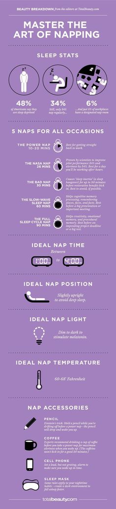 Master the Art of Napping
