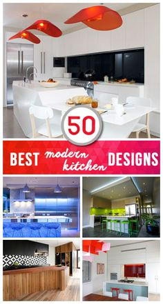 Best modern kitchen design ideas