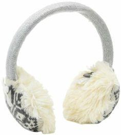 Muk Luks Women's Snow Bunny Faux Fur Earmuffs, Multi, One Size Snow Bunnies, Bunny, Earmuffs, Winter Accessories, Sweater Weather, Fashion Brands, Eyewear, Faux Fur, Winter Fashion