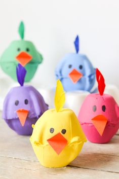 NapadyNavody.sk | 16 skvelých nápadov, ako využiť prázdne obaly od vajíčok.