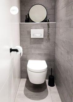 Bij Loft C hebben wij alles voor moderne badkamers. Van zeepdispensers, toiletrolhouders, vazen, spiegels en veel meer. Ontdek het op de website Small Downstairs Toilet, Small Toilet Room, Downstairs Bathroom, Small Bathroom, Bathroom Design Luxury, Modern Bathroom Design, Toilet Room Decor, Small Toilet Design, Space Saving Bathroom