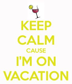Domain of the Mad Mommy: Entering Vacation Mode!