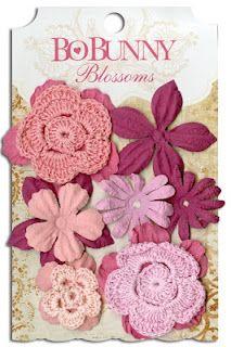 Amazing new Bouquet blossoms! 8 color varieties! #bobunny