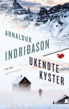 Arnaldur Indridason - Ukendte kyster | BogMarkedet