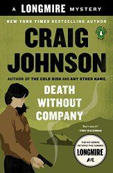 Book Review: Death Without Company, by Craig Johnson | JAQUO Lifestyle Magazine