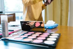 The Glama Project - Gifting GLAM Makeovers to Grandma's + special seniors makes our heart full!