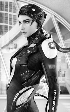 Cyberpunk outfit